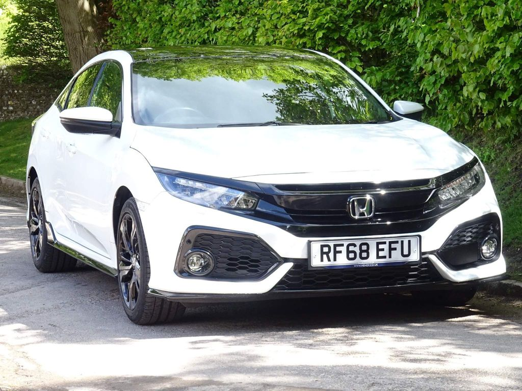Honda Civic Hatchback 1.5 VTEC Turbo GPF Sport Plus (s/s) 5dr