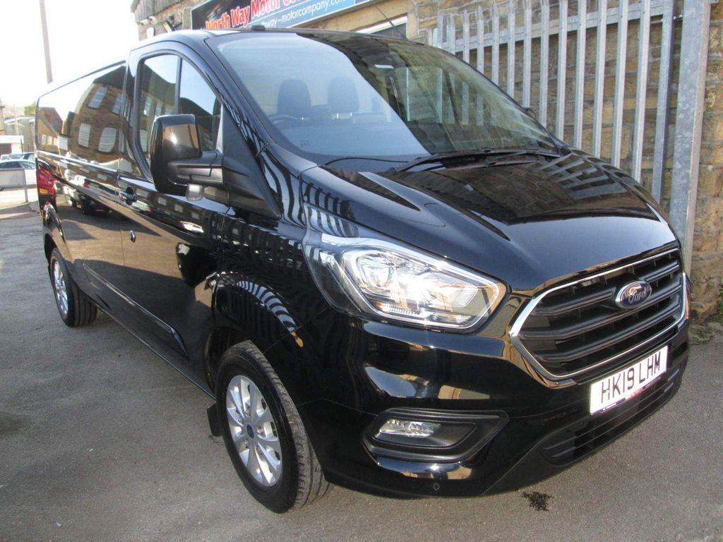 Ford Transit Custom Panel Van 2.0 300 EcoBlue Limited L2 H1 EU6 5dr