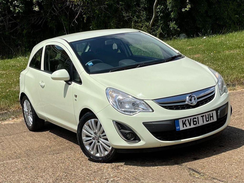 Vauxhall Corsa Hatchback 1.2 i 16v Excite 3dr