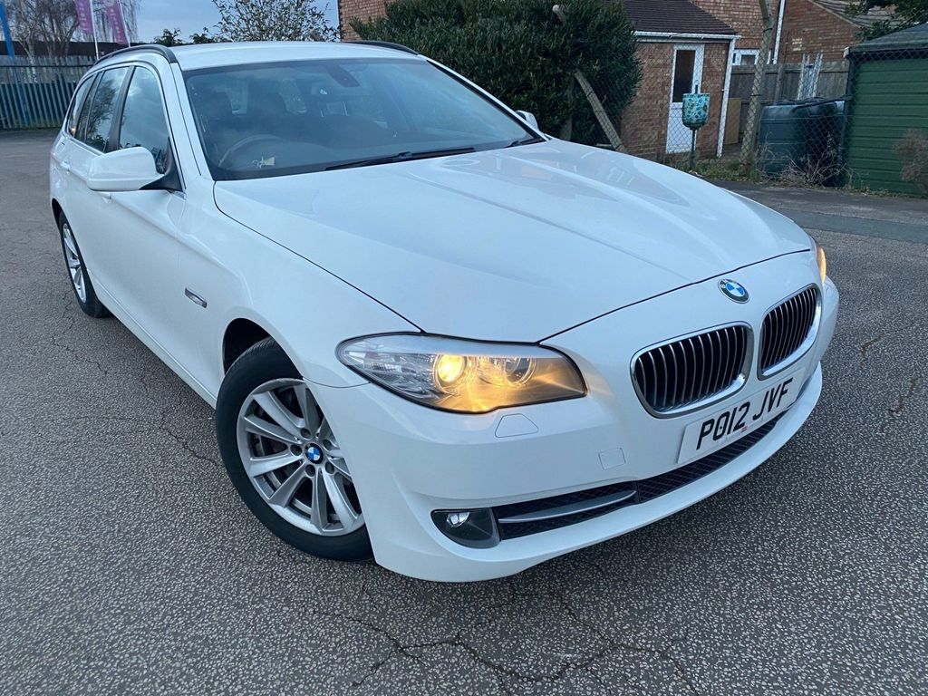 BMW 5 Series Estate 3.0 530d BluePerformance SE Touring 5dr