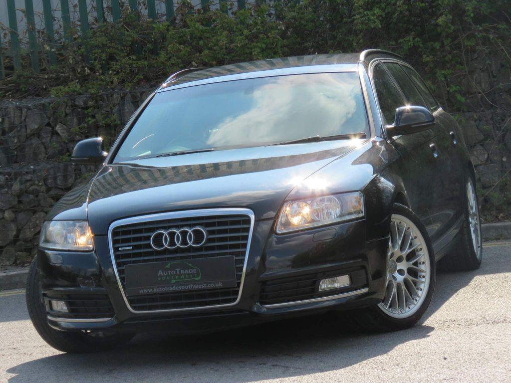 Audi A6 Avant Estate 2.8 FSI V6 SE quattro 5dr