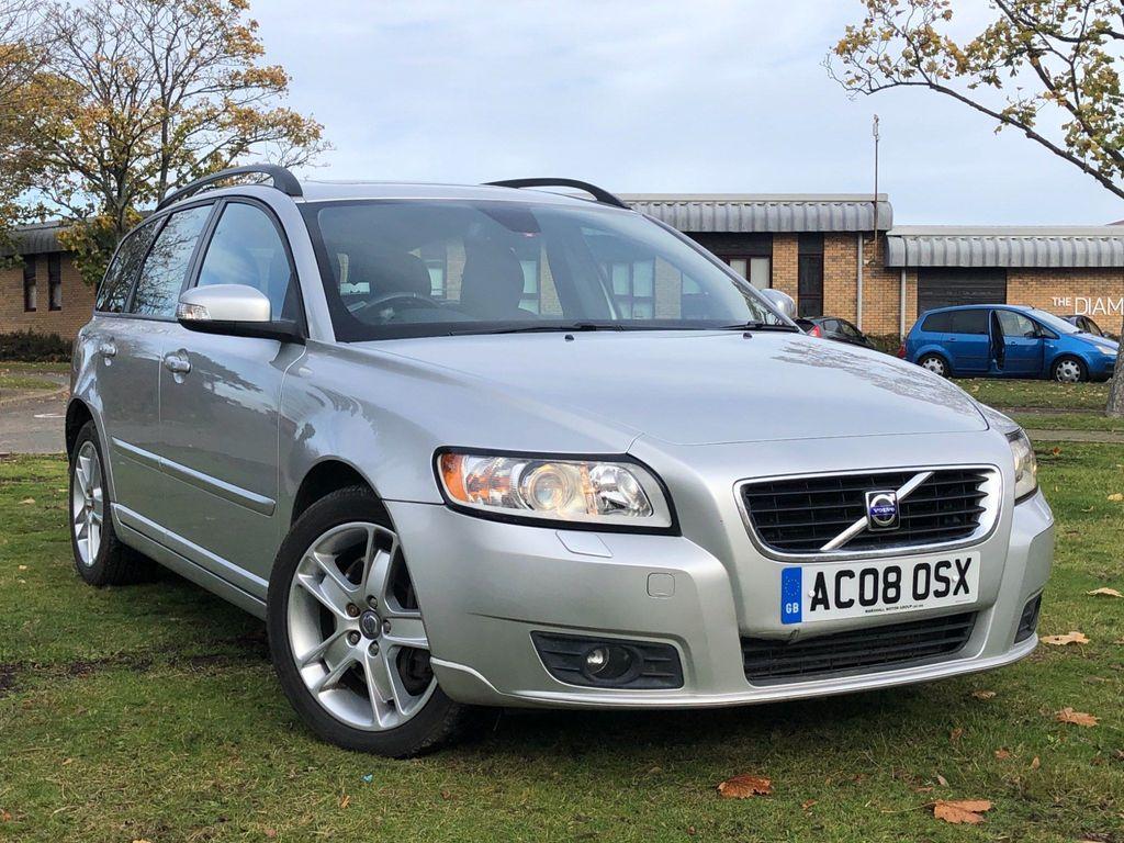 Volvo V50 Estate 2.4 D5 SE Geartronic 5dr