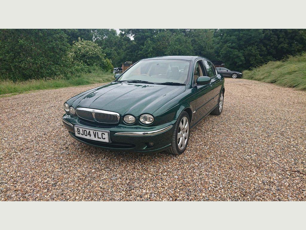 Jaguar X-Type Saloon 2.1 V6 SE Plus 4dr