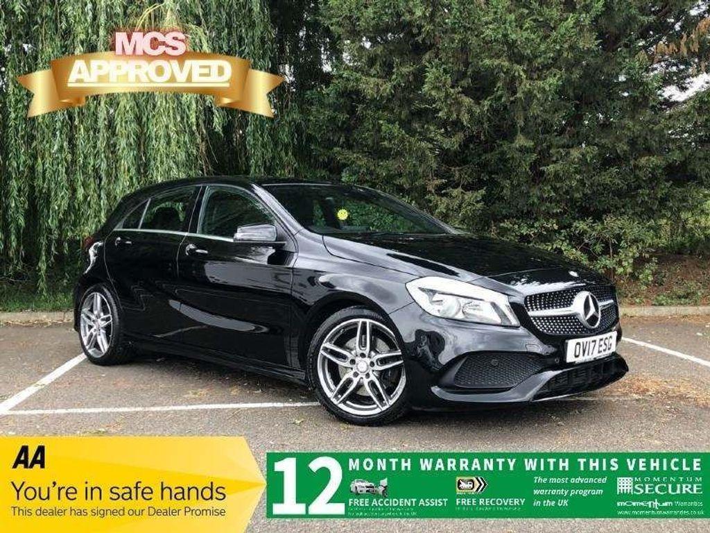 Mercedes-Benz A Class Hatchback 2.1 A220d AMG Line (Executive) 7G-DCT (s/s) 5dr