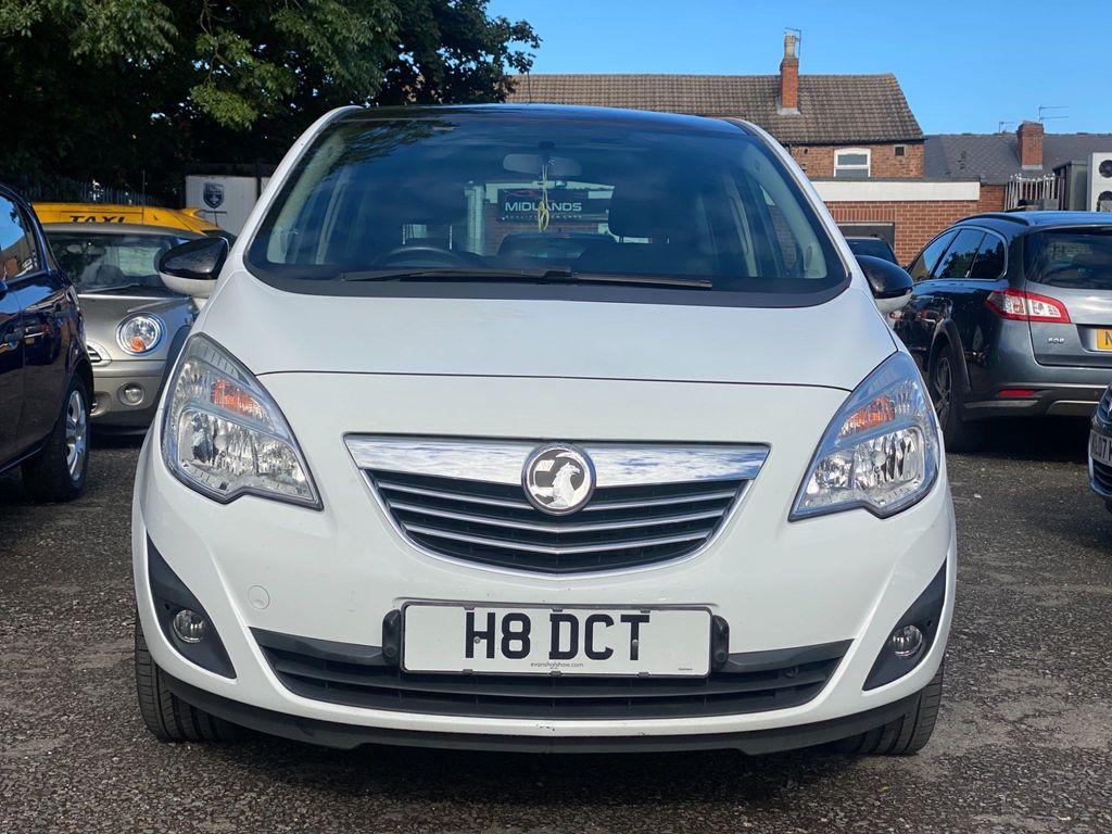 Vauxhall Meriva MPV 1.7 CDTi SE Auto 5dr (a/c)