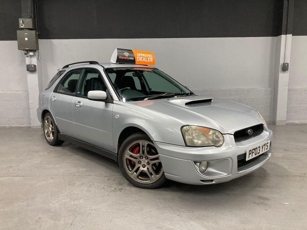 Subaru Impreza Hatchback 2.0 WRX 5dr