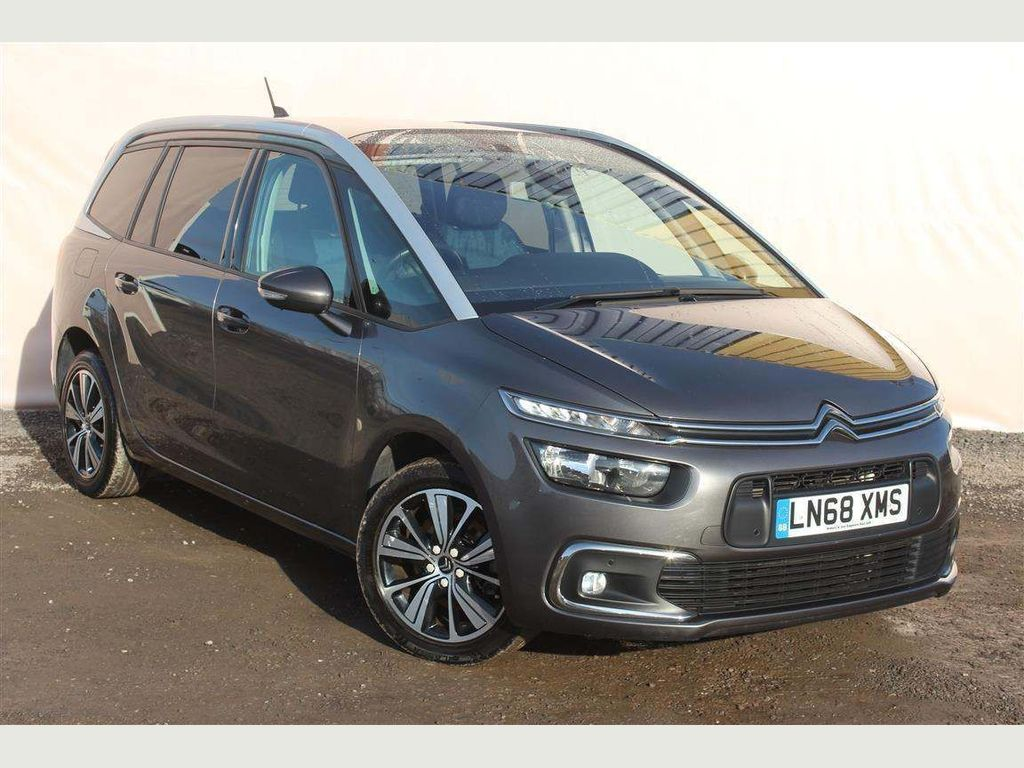 Citroen Grand C4 SpaceTourer MPV 2.0 BlueHDi Feel EAT8 (s/s) 5dr