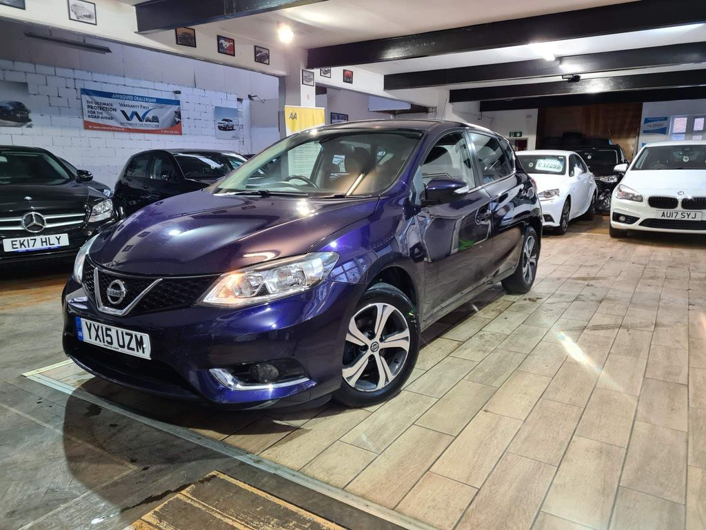 Nissan Pulsar Hatchback 1.2 DIG-T Acenta (s/s) 5dr EU5