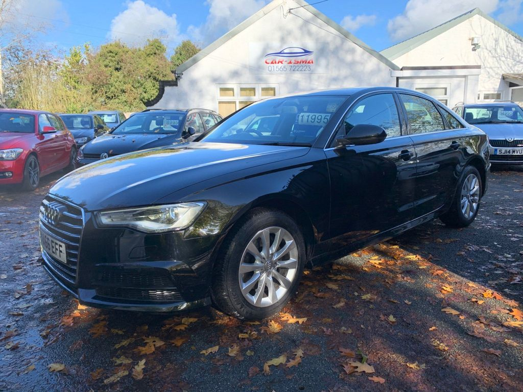 Audi A6 Saloon Saloon 2.0 TDI ultra SE Executive (s/s) 4dr