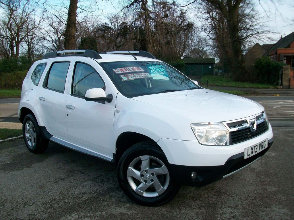 Dacia Duster SUV 1.5 dCi Laureate 4WD 5dr