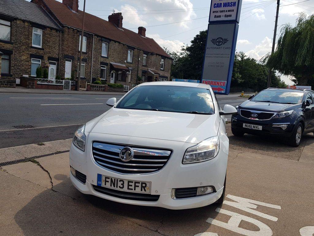 Vauxhall Insignia Hatchback 2.0 CDTi BiTurbo SRi VX Line 4WD (s/s) 5dr