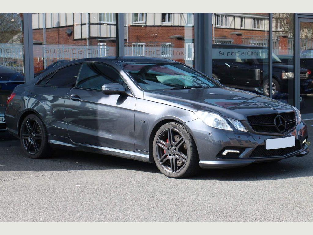Mercedes-Benz E Class Coupe 5.5 E500 Sport 7G-Tronic 2dr