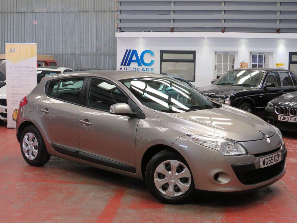 Renault Megane Hatchback 1.5 dCi Expression 5dr