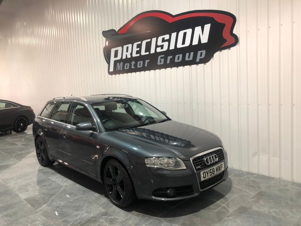 Audi A4 Avant Estate 2.0 TDI Black Edition Avant Multitronic 5dr