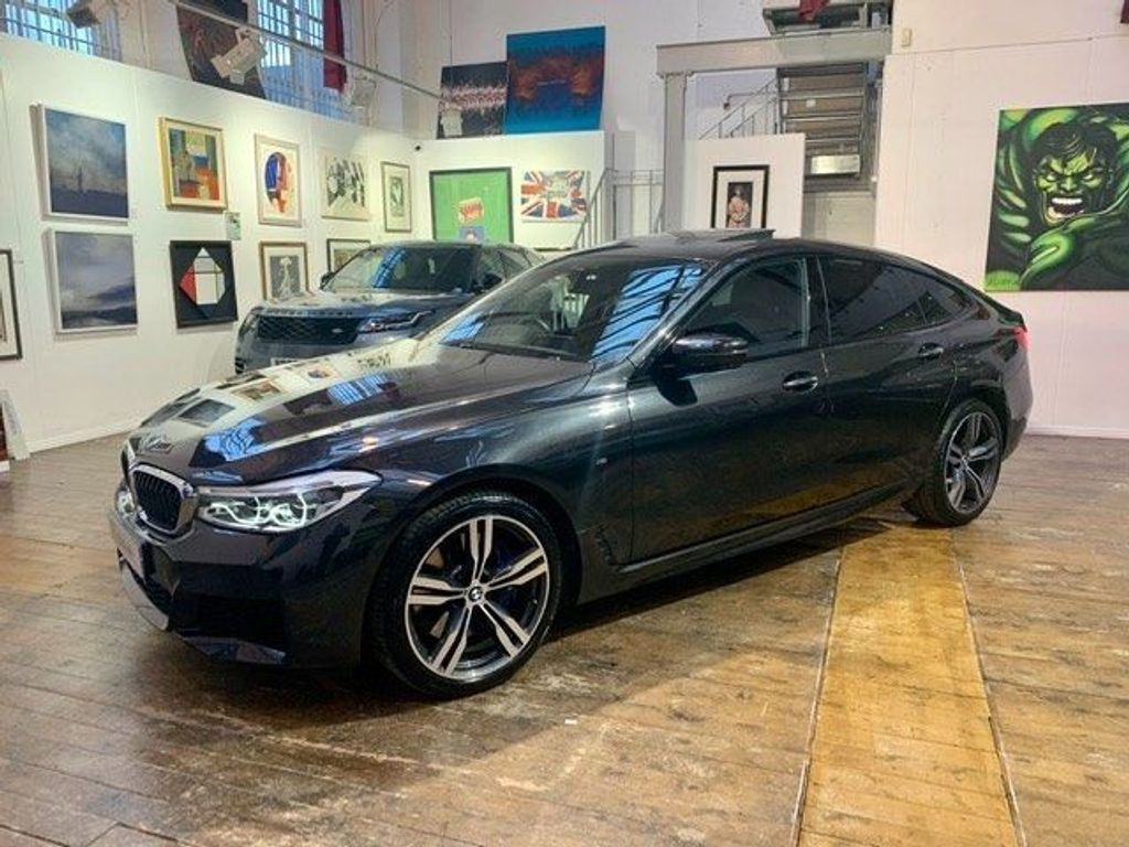 BMW 6 Series Gran Turismo Hatchback 2.0 630i GPF M Sport Gran Turismo Auto (s/s) 5dr