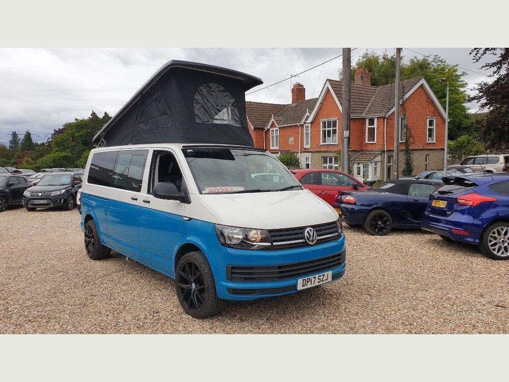 Volkswagen Transporter Campervan 2.0 TDI T32 BlueMotion Tech Startline 5dr Diesel DSG FWD (s/s) (150 ps)