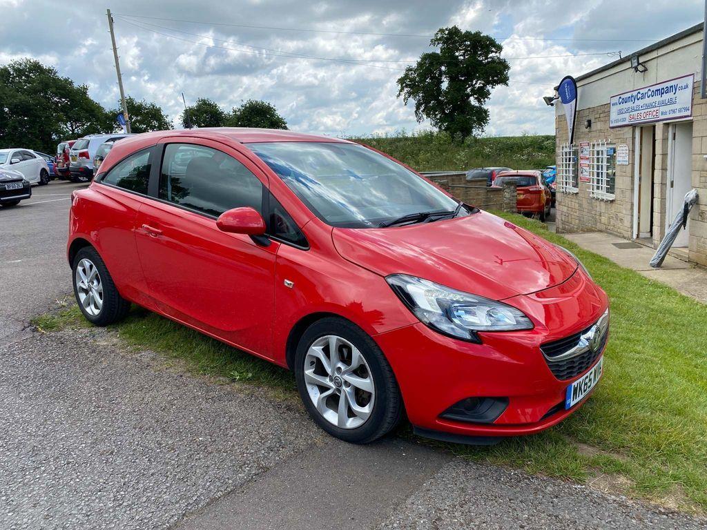 Vauxhall Corsa Hatchback 1.0i Turbo ecoFLEX Excite (s/s) 3dr (a/c)