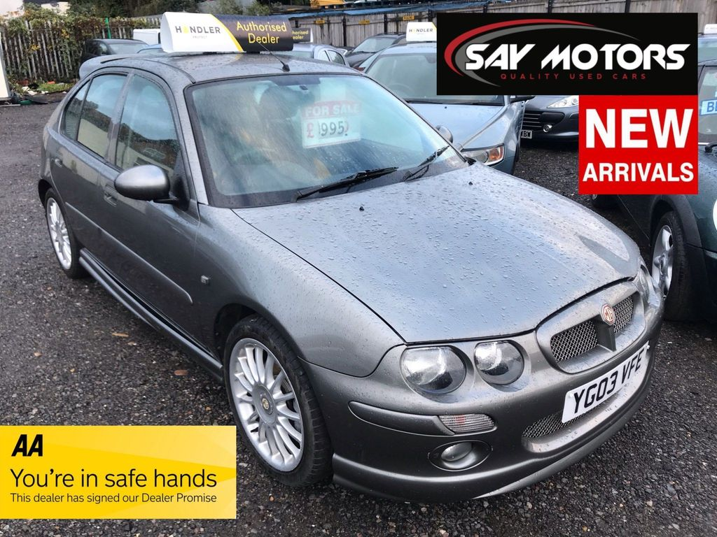 MG ZR Hatchback 1.8 160 VVC 5dr