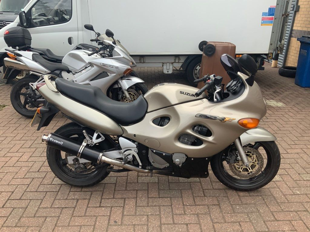 Suzuki GSX750 Sports Tourer 750 F-W