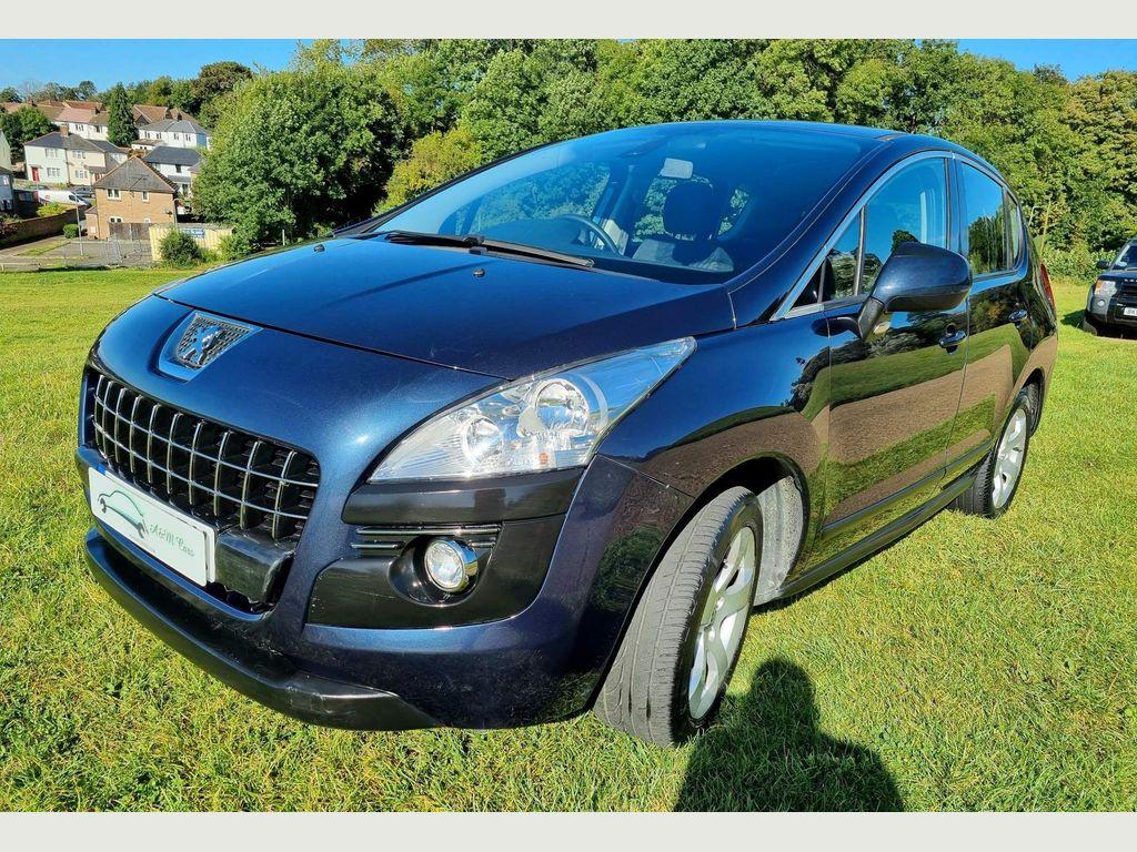 Peugeot 3008 SUV 1.6 e-HDi Active EGC 5dr