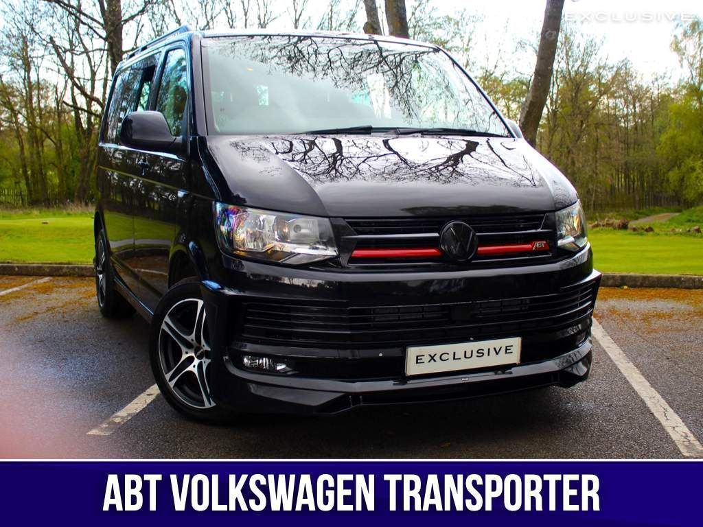 Volkswagen Transporter Panel Van TRANSPORTER - CARAVELLE