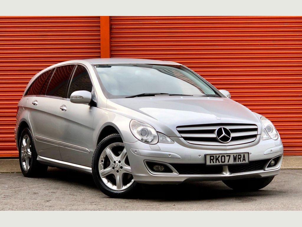 Mercedes-Benz R Class MPV 3.0 R320 CDI Sport 7G-Tronic 5dr (7 seats)