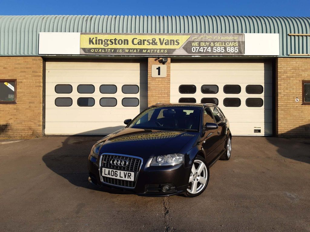 AUDI A3 Hatchback 2.0 TFSI S line Special Edition Sportback quattro 5dr
