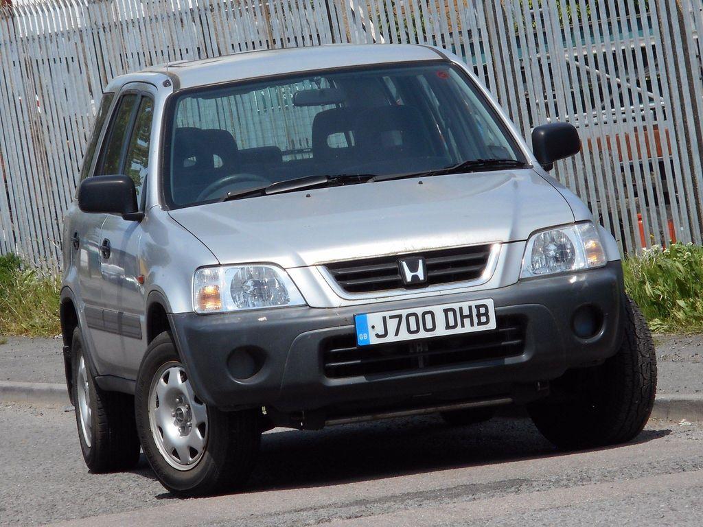 Honda CR-V SUV 2.0 LS 5dr (a/c)