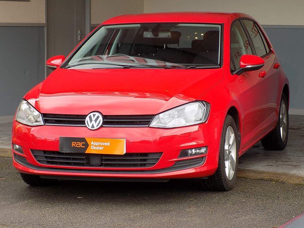 Volkswagen Golf Hatchback 1.4 TSI BlueMotion Tech Match (s/s) 5dr