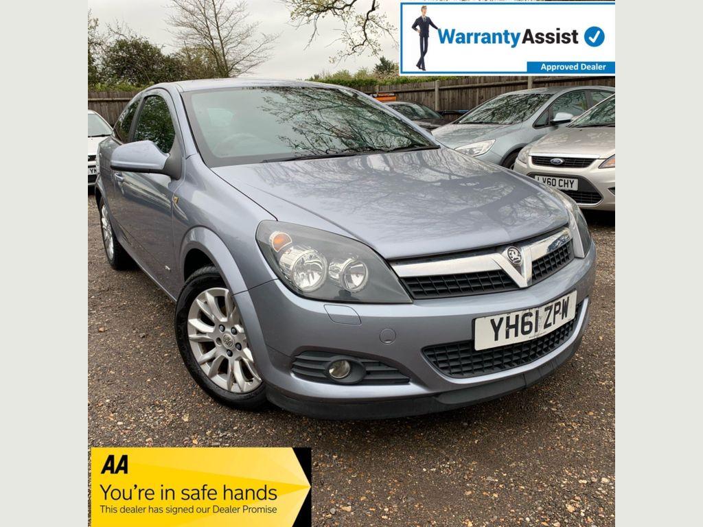 Vauxhall Astra Hatchback 1.6 i VVT 16v SRi Sport Hatch 3dr