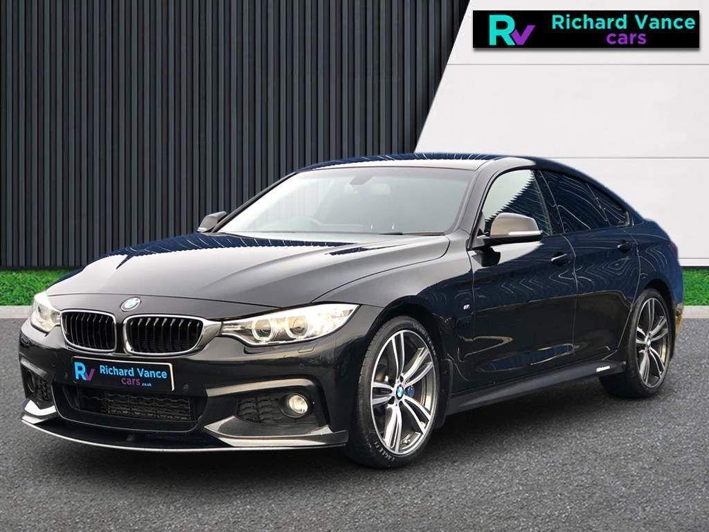 BMW 4 Series Gran Coupe Hatchback 3.0 430d M Sport Gran Coupe Sport Auto (s/s) 5dr