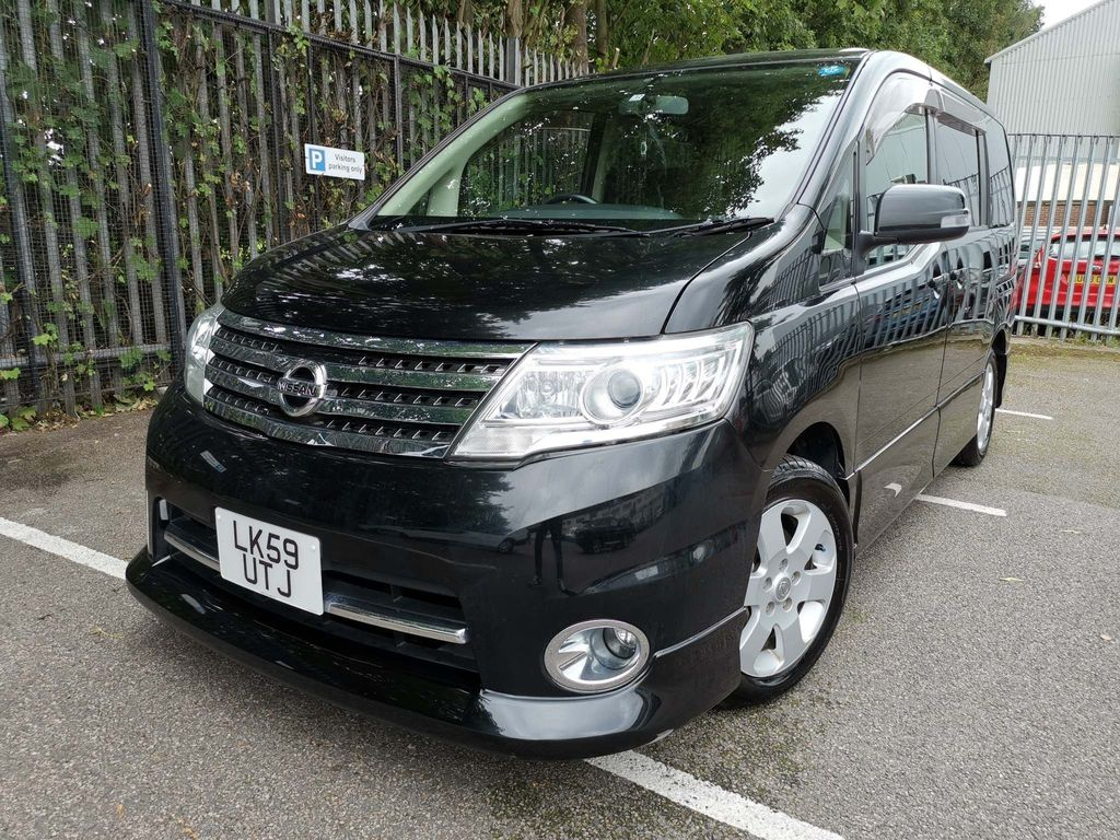 Nissan Serena MPV 2010 HIGHWAY STAR TWIN ELECTRIC DOORS