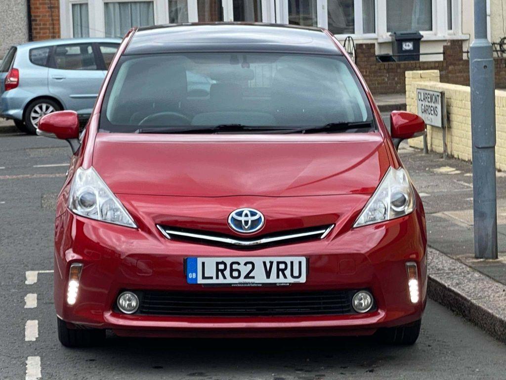 Toyota Prius+ MPV 1.8 VVT-h T4 CVT 5dr (7 Seats)