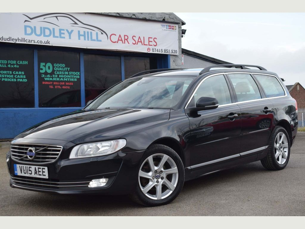Volvo V70 Estate 2.0 D4 SE 5dr