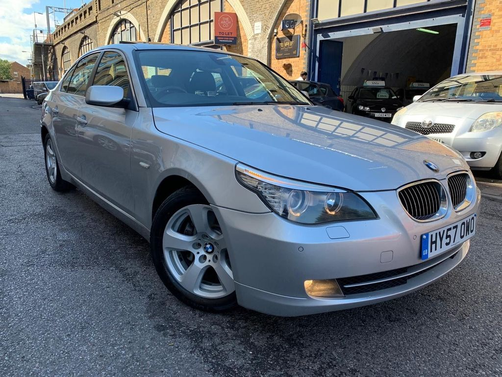 BMW 5 Series Saloon 3.0 525i SE 4dr