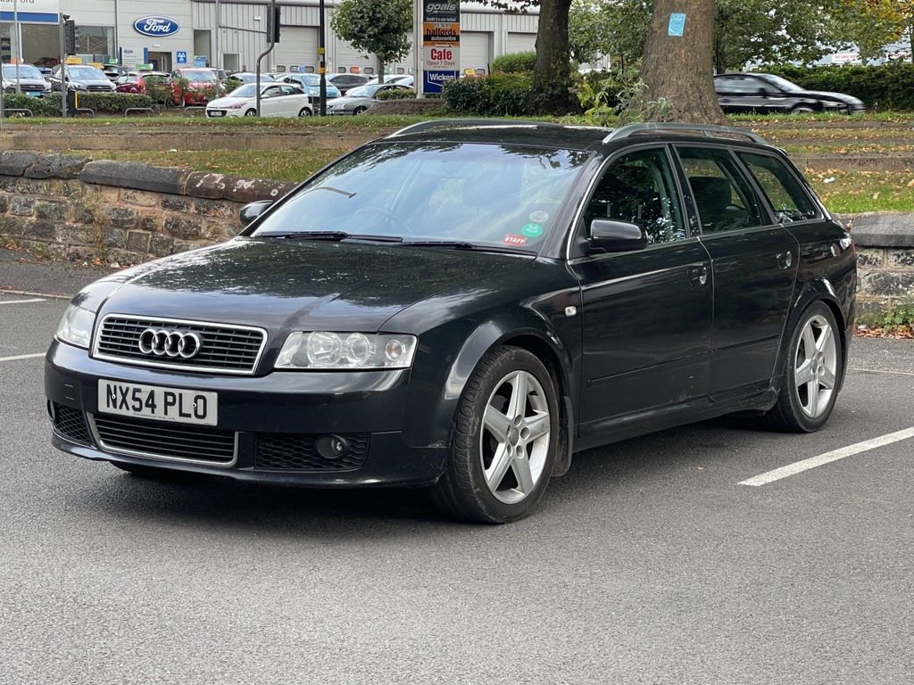 Audi A4 Avant Estate 1.9 TDI Sport CVT 5dr