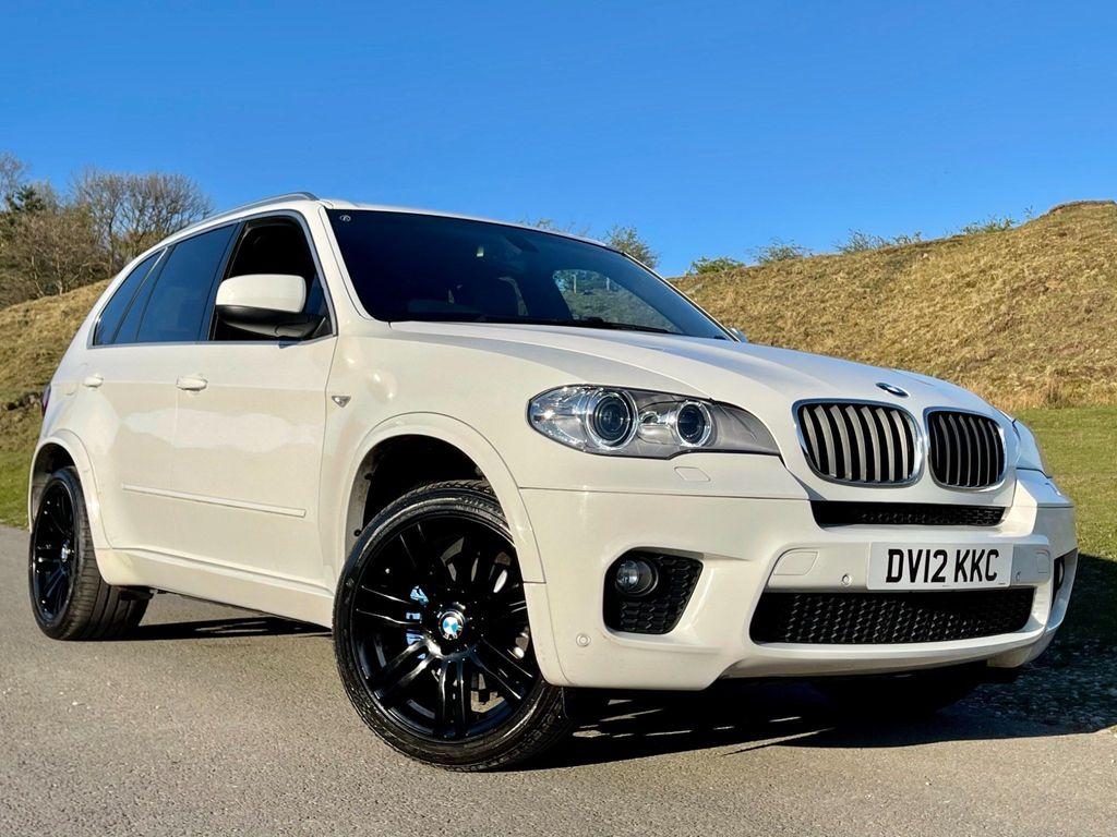 BMW X5 SUV 30d M Sport SUV 5dr Diesel Auto xDrive