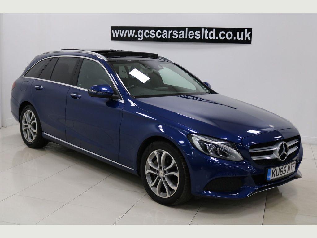 Mercedes-Benz C Class Estate 2.1 C250d Sport (Premium Plus) 7G-Tronic+ (s/s) 5dr