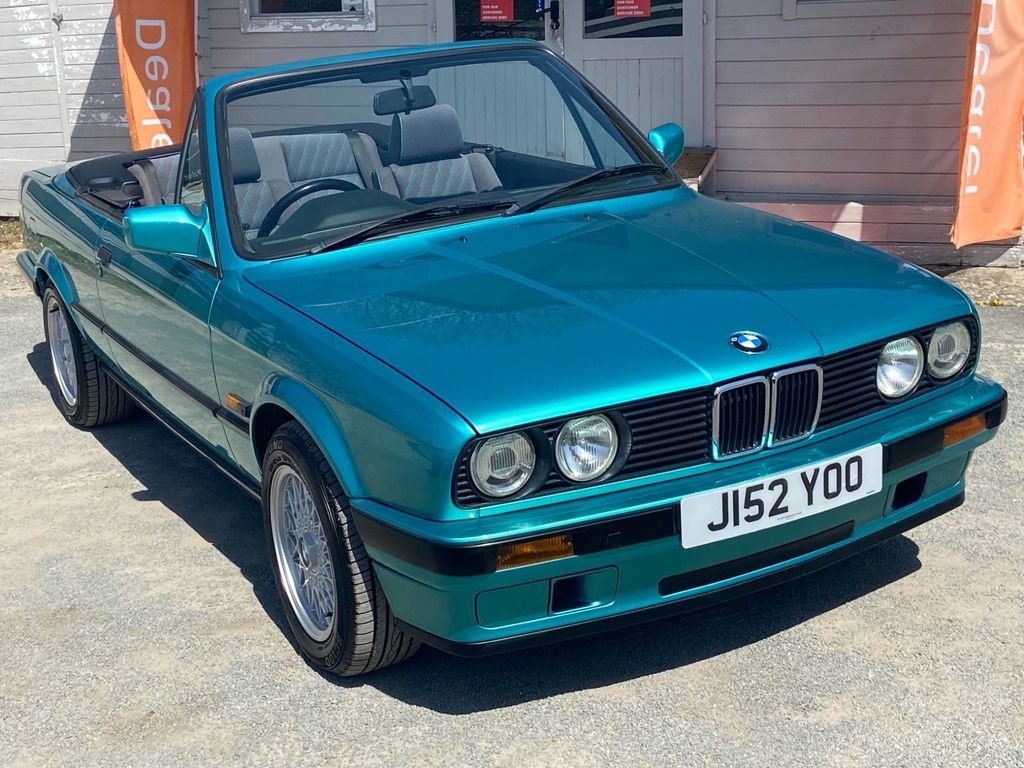 BMW 3 Series Convertible 1.8 318i Design Limited Edition 2dr