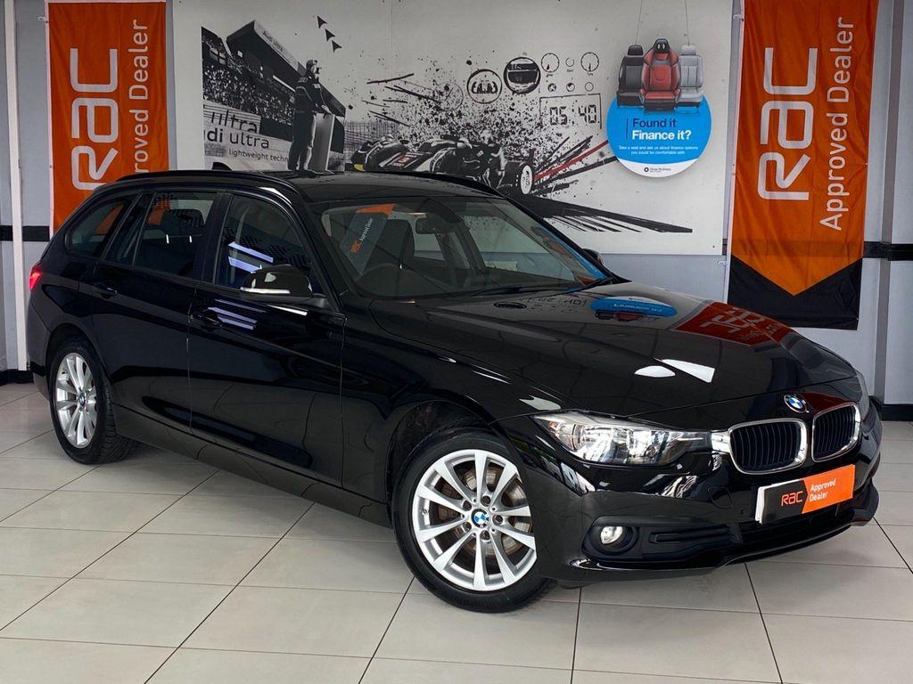 BMW 3 Series Estate 2.0 320d SE Touring xDrive (s/s) 5dr