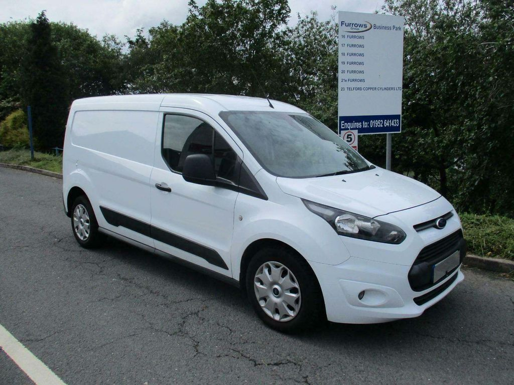 Ford Transit Connect Panel Van L2 TREND 95PS FULL FORD HISTORY