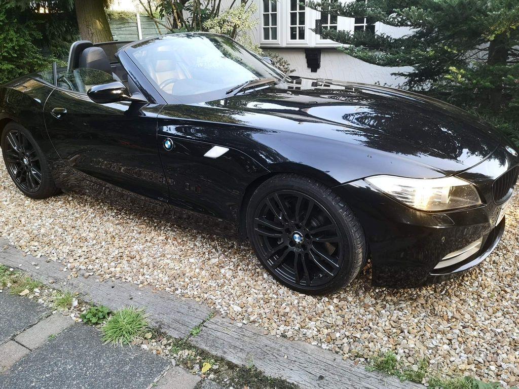 BMW Z4 Convertible 3.0 35i Sport DCT sDrive 2dr