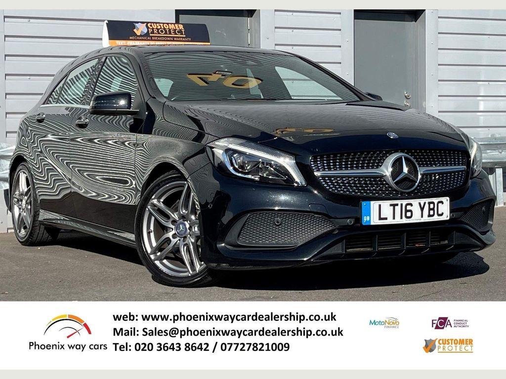 Mercedes-Benz A Class Hatchback 2.1 A220d AMG Line (Premium Plus) 7G-DCT 4MATIC (s/s) 5dr