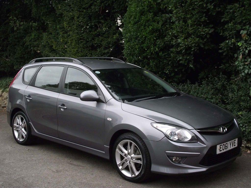 Hyundai i30 Estate 1.6 CRDi Premium 5dr (ISG)