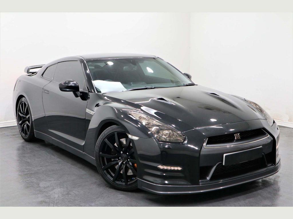 Nissan GT-R Coupe 3.8 V6 Premium Edition 2dr