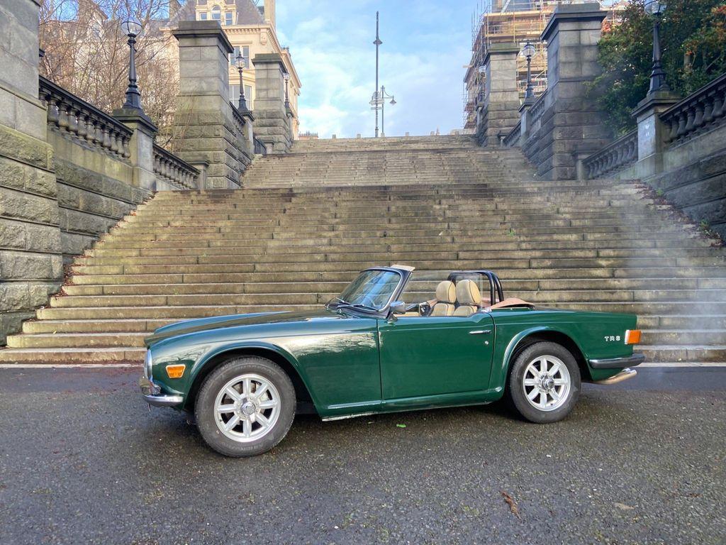 Triumph TR6 Unlisted