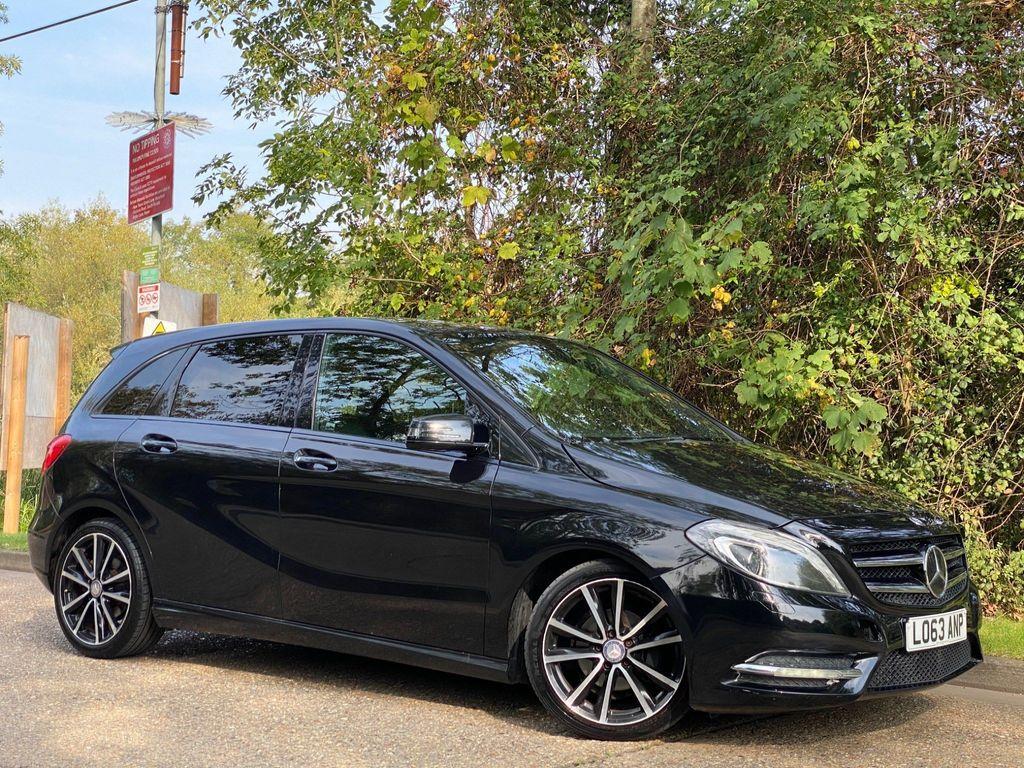 Mercedes-Benz B Class Hatchback 1.8 B180 CDI Sport 7G-DCT 5dr