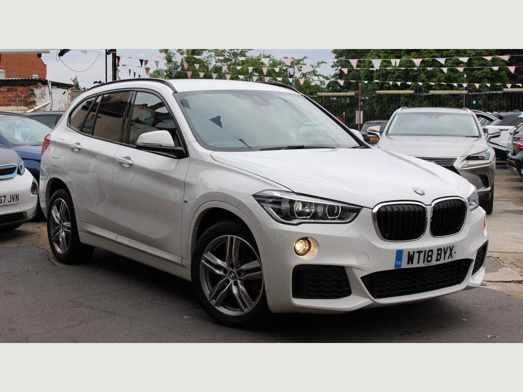 BMW X1 SUV 2.0 18d M Sport Auto xDrive (s/s) 5dr
