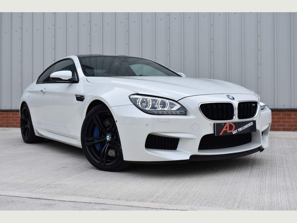 BMW M6 Coupe 4.4 V8 M DCT 2dr