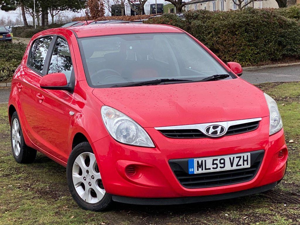 Hyundai i20 Hatchback 1.2 Comfort 5dr